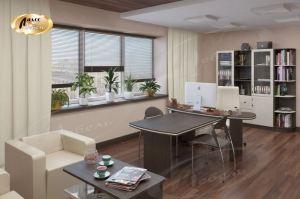 Мебель для кабинета Декард - Мебельная фабрика «Ладос-мебель»