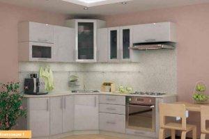 Мебель для кухни Веста 1 - Мебельная фабрика «Первомайское»