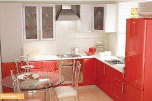 Мебель для кухни Веста 3 - Мебельная фабрика «Первомайское»