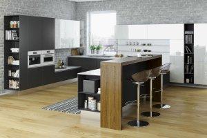Мебель для кухни VITRUM - Мебельная фабрика «Giulia Novars»