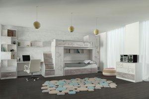 Мебель для молодежной комнаты Блогер - Мебельная фабрика «ЭТОмебель (Волгодонский комбинат древесных плит)»