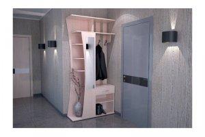 Мебель для небольшой прихожей Мантик - Мебельная фабрика «Плазо плюс»