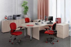 Мебель для офиса 1 - Мебельная фабрика «Мебель Бородино»