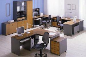 Мебель для офиса 3 - Мебельная фабрика «Мебель Бородино»