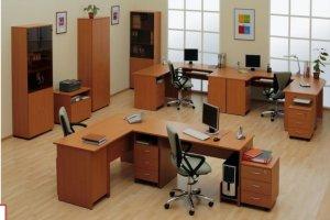 Мебель для офиса 4 - Мебельная фабрика «Мебель Бородино»