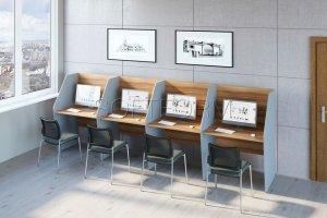 Мебель для офиса Bcode Contact - Мебельная фабрика «СОФТФОРМ»