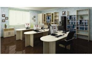 Мебель для офиса Консул 2 - Мебельная фабрика «МИГ»
