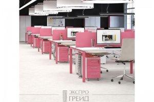 Мебель для офиса SentidaColor - Мебельная фабрика «ЭКСПРО ГРЕЙД»