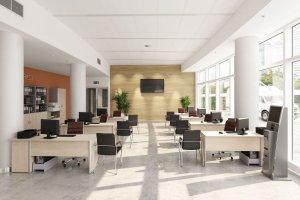 Мебель для персонала Бюджет - Мебельная фабрика «Кухни MIXX»