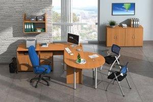 Мебель для персонала Эко - Мебельная фабрика «Кухни MIXX»