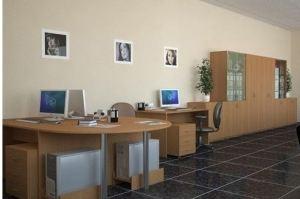 Мебель для персонала Логика 4Л - Мебельная фабрика «Мебель-комфорт»