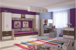 Мебель для подростка вариант 1 - Мебельная фабрика «РИННЭР»