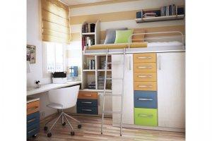 Мебель для подростка - Мебельная фабрика «Передовые технологии дизайна»
