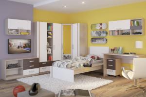 Мебель для подростка вариант  - Мебельная фабрика «РИННЭР»