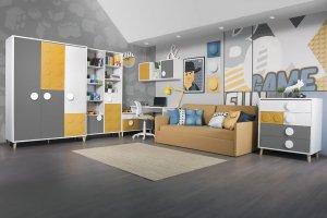 Мебель для подростковой комнаты Fun-box - Мебельная фабрика «Мирлачева»