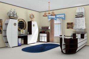 Мебель для подростковой комнаты Жемчужина - Мебельная фабрика «Мебель от Михаила»