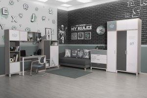 Мебель для подростковой Портэ Академия - Мебельная фабрика «Мирлачева»