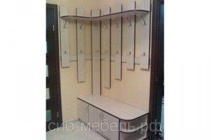 Мебель для прихожей 55  - Мебельная фабрика «Сиб-Мебель»