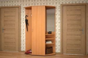 Мебель для прихожей Дельта - Мебельная фабрика «Мебель-комфорт»