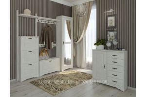 Мебель для прихожей из массива 049 - Мебельная фабрика «Тамерлан-Стиль (ЛюксБелМебель)»