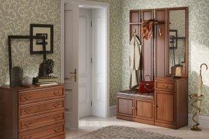 Мебель для прихожей Кармен Орех - Мебельная фабрика «Шатура»