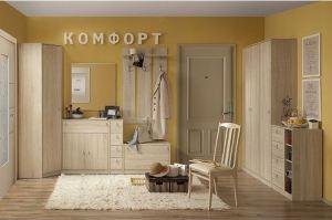 Мебель для прихожей Комфорт 9 - Мебельная фабрика «Глазовская мебельная фабрика»