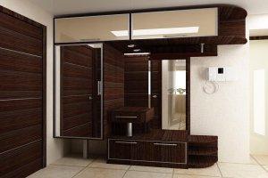 Мебель для прихожей на заказ - Мебельная фабрика «Оричанка»