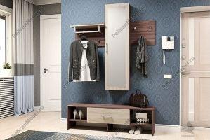 Мебель для прихожей Омега - Мебельная фабрика «Пеликан»