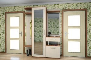 Мебель для прихожей Сигма модуль Е - Мебельная фабрика «Мебель-комфорт»