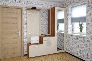 Мебель для прихожей Сигма модуль F - Мебельная фабрика «Мебель-комфорт»