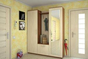 Мебель для прихожей Сигма модуль В - Мебельная фабрика «Мебель-комфорт»