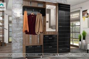 Мебель для прихожей Визит 11 - Мебельная фабрика «МАРИБЕЛЬ»