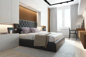 Мебель для спальни 1 - Мебельная фабрика «Алгаир»