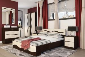 Мебель для спальни Анапа - Мебельная фабрика «ДиВа мебель»