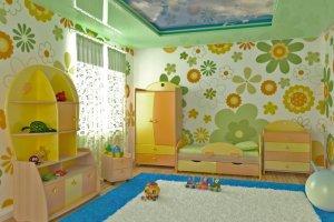 Мебель для спальни Детская 3 - Мебельная фабрика «Мебельный Квартал»