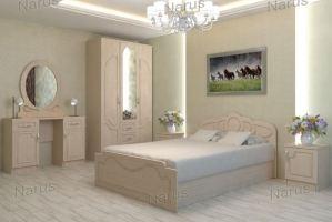 Мебель для спальни Гармония СВ - Мебельная фабрика «НАРУС»