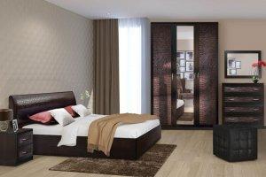 Мебель для спальни Кэт 1 Caiman - Мебельная фабрика «ДиВа мебель»
