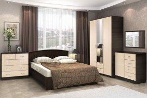 Мебель для спальни Кэт 7 - Мебельная фабрика «ДиВа мебель»