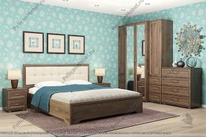 Мебель для спальни Классика 003 - Мебельная фабрика «Пеликан»