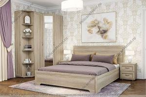 Мебель для спальни Классика 007 - Мебельная фабрика «Пеликан»
