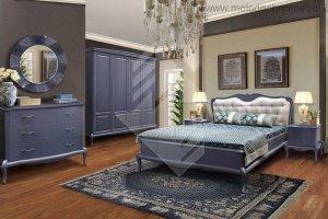 Мебель для спальни Мокко ММ-316 - Мебельная фабрика «Молодечномебель»