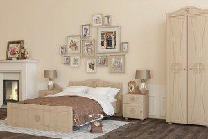 Мебель для спальни Онега - Мебельная фабрика «Мебельный двор»