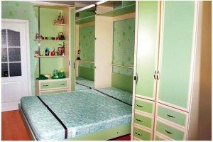Мебель для спальни с откидной кроватью - Мебельная фабрика «Удобна»