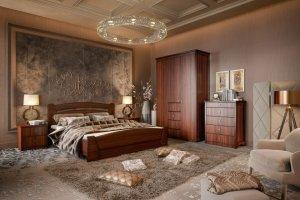 Мебель для спальни Вагнер КМК 0800 - Мебельная фабрика «Калинковичский мебельный комбинат»