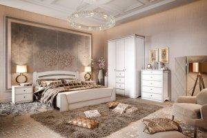 Мебель для спальни Вагнер КМК 0800 светлая - Мебельная фабрика «Калинковичский мебельный комбинат»