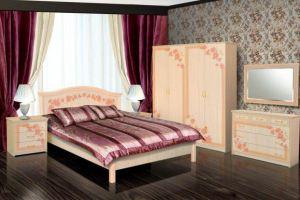 Мебель для спальни Виола - Мебельная фабрика «Прометей»