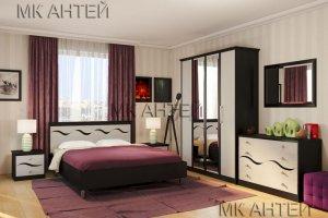 Мебель для спальни Виолетта - Мебельная фабрика «Антей»