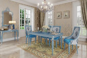 Мебель для столовой Sicilia - Мебельная фабрика «Уфамебель»