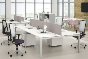 Мебель офисная BENCH SYSTEM - Мебельная фабрика «ИНКОМ»