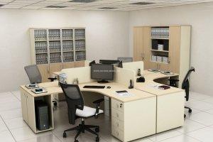 Мебель офисная для персонала Поинт/Point - Мебельная фабрика «ИНКОМ»